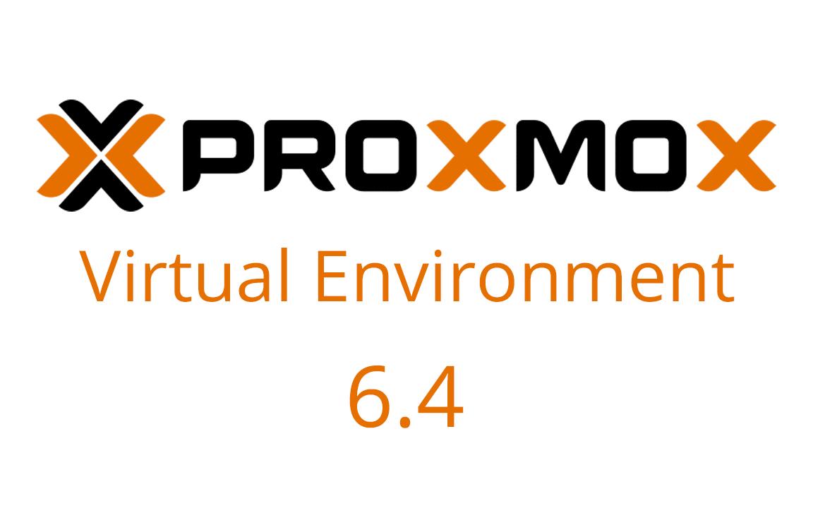 Proxmox Virtual Environement 6.4